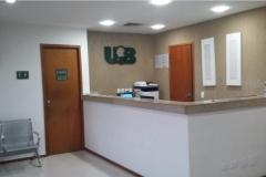 Recepção da Clínica USB Barra da Tijuca